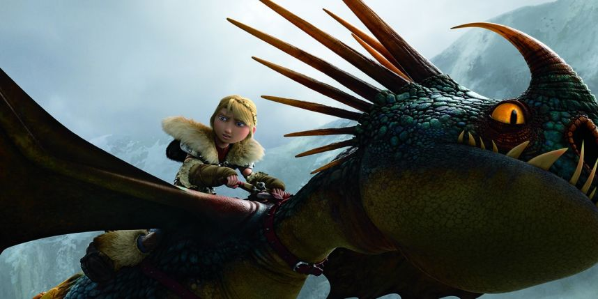 Dragons 2 – critique du dernier film d'animation de Dreamworks