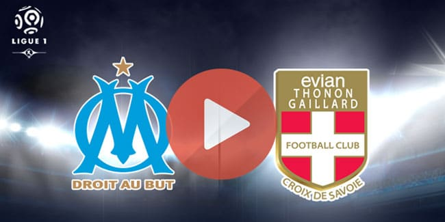 Photo of REDIFFUSION Evian Marseille : live football diffusé sur Canal+