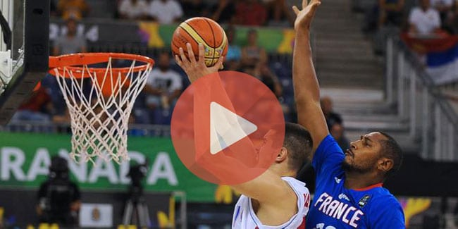 EN DIRECT France Lituanie: Live basket streaming