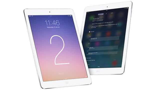iPad Air 2: 3 raisons d'acheter la tablette Apple !