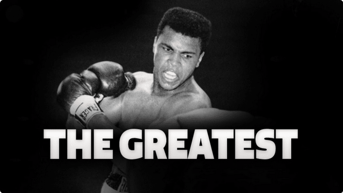 Mohamed Ali The Greatest est mort