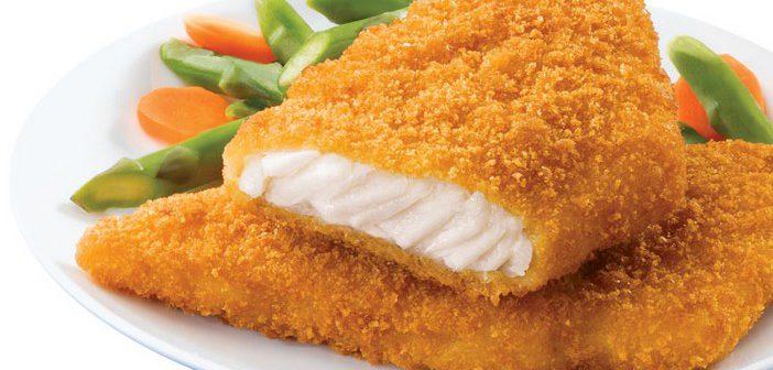 Poissons panes riches en sel pauvres en poisson