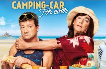 affiche spectacle chevaliers du fiel Camping Car for Ever